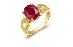 黄金镶的宝石容易掉吗 黄金镶宝石的好处是什么