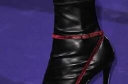 巴黎时装周时尚女鞋图片 下个秋冬要像法国女人那般优雅