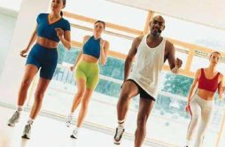 减肥操什么时候跳效果最好的 减肥健身操快乐6步走
