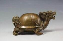龙龟适合放高吗 龙龟是我国的四大瑞兽之一