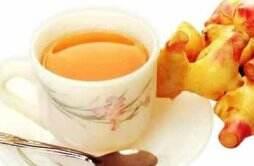 生姜红茶减肥功效 懒人喝着排脂瘦身