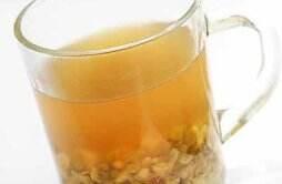 减肥最快最有效的秘诀 教你简单解暑绿豆汤做法