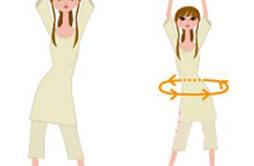 懒人必学十分钟减肥健身操 早晚瘦身燃脂快(图)
