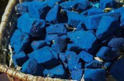 蓝色加紫色是什么颜色 是梦幻的靛蓝色
