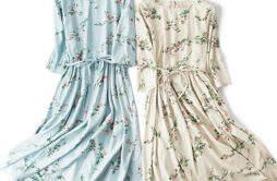 真丝连衣裙搭配技巧 真丝连衣裙怎么洗涤比较好