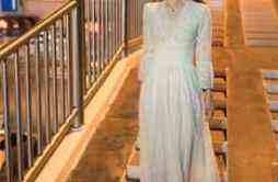 上半身胖的适合穿什么裙子 适合上身胖妹子穿的连衣裙